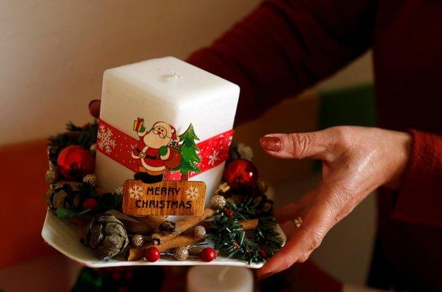 Відкритка на Різдво - фото 299407