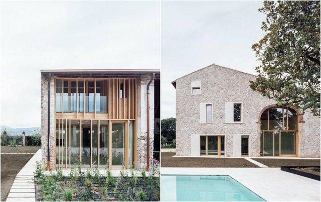 Архітектори зробили сучасний дім зі старого сараю - фото 299426