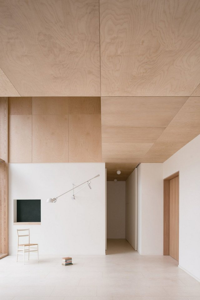 Архітектори зробили сучасний дім зі старого сараю - фото 299430