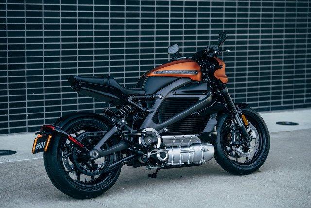 Електричний байк від Harley-Davidson - фото 299510