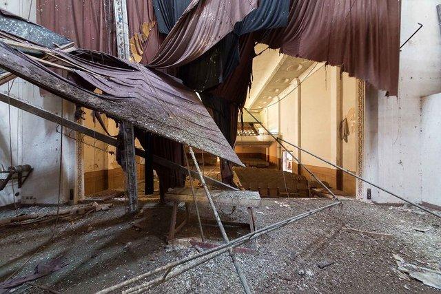 Занедбані театри Європи: вражаючі фото - фото 299520