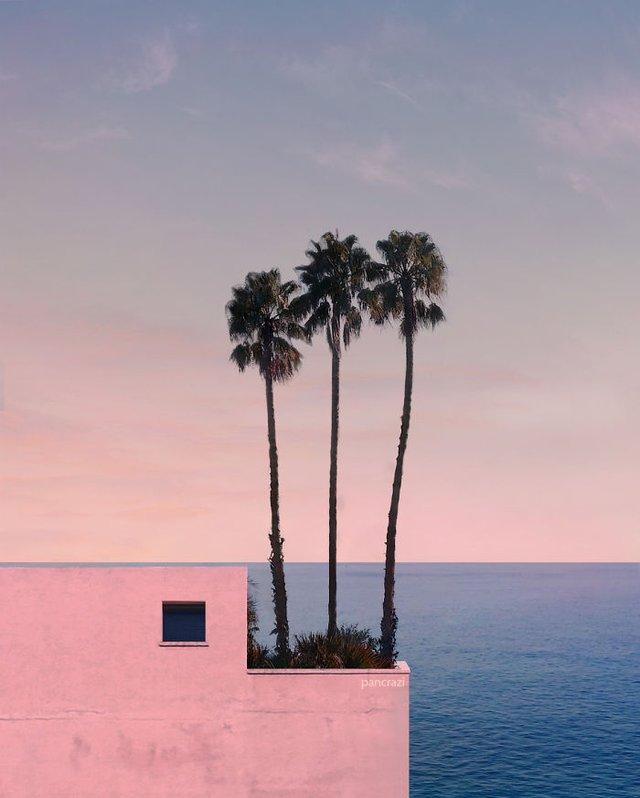 Вічне літо: мінімалістичні фото від Андріа Панкраці - фото 299580