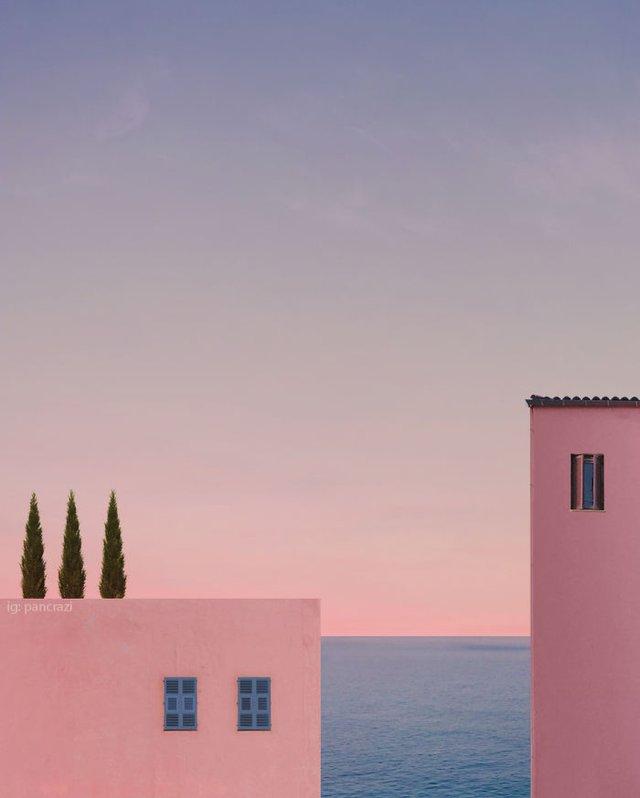Вічне літо: мінімалістичні фото від Андріа Панкраці - фото 299581
