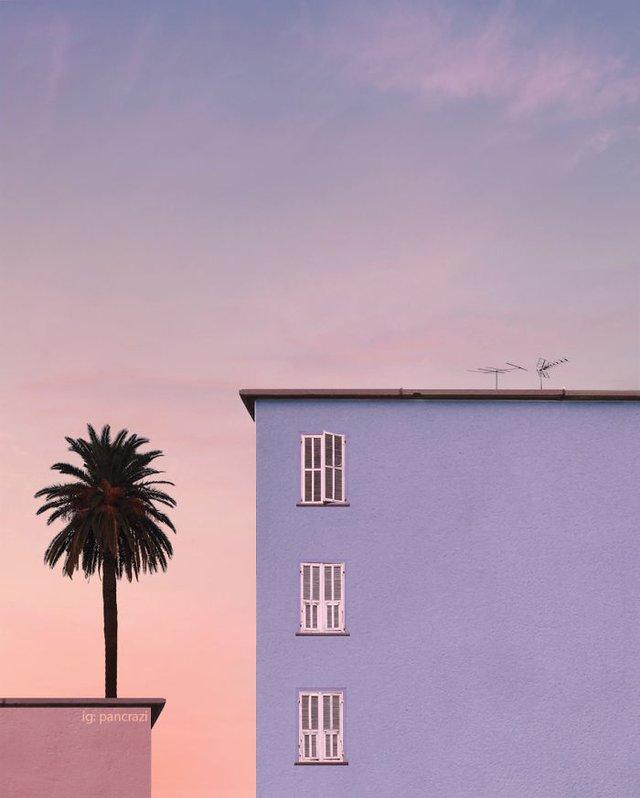 Вічне літо: мінімалістичні фото від Андріа Панкраці - фото 299582