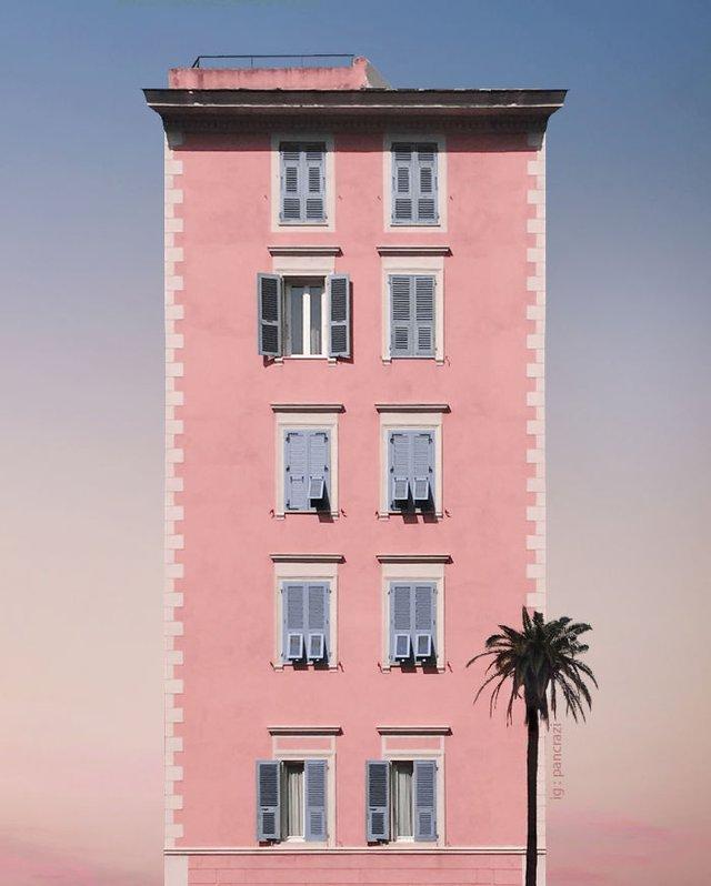 Вічне літо: мінімалістичні фото від Андріа Панкраці - фото 299586