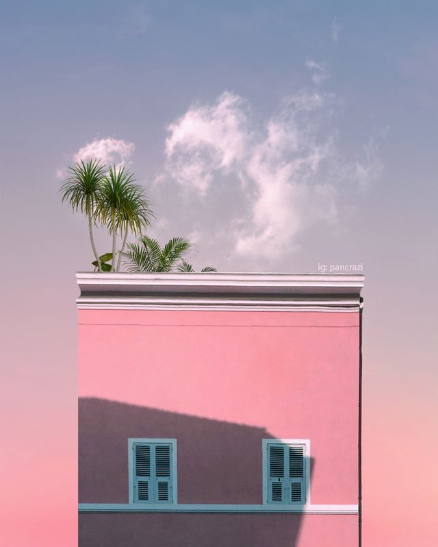 Вічне літо: мінімалістичні фото від Андріа Панкраці - фото 299587
