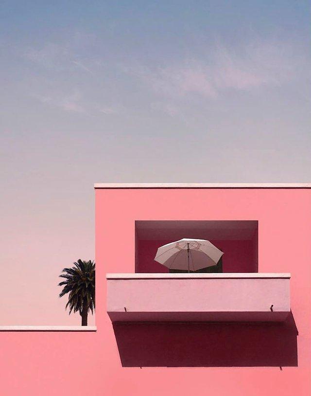 Вічне літо: мінімалістичні фото від Андріа Панкраці - фото 299590