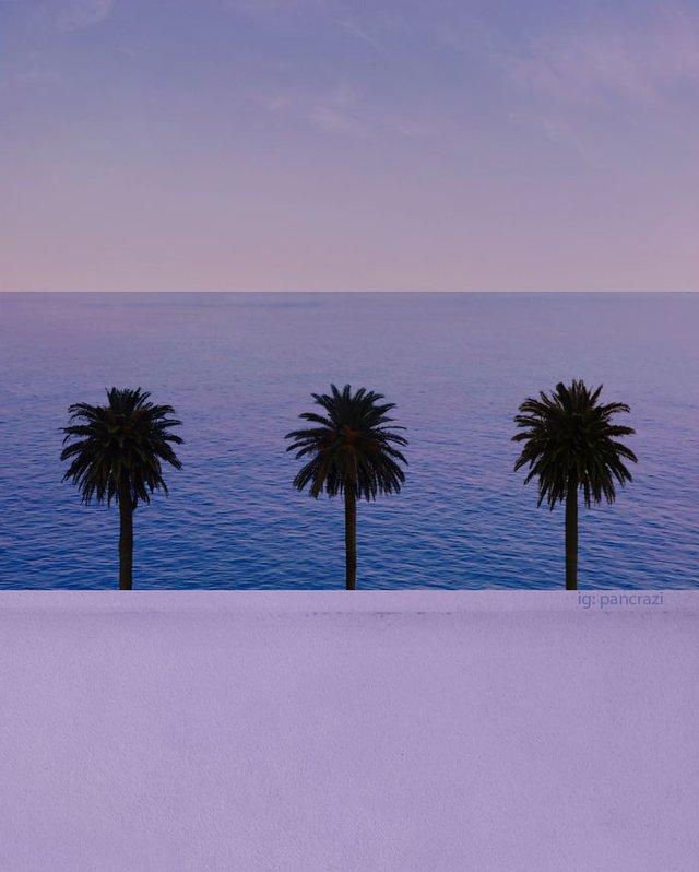 Вічне літо: мінімалістичні фото від Андріа Панкраці - фото 299591