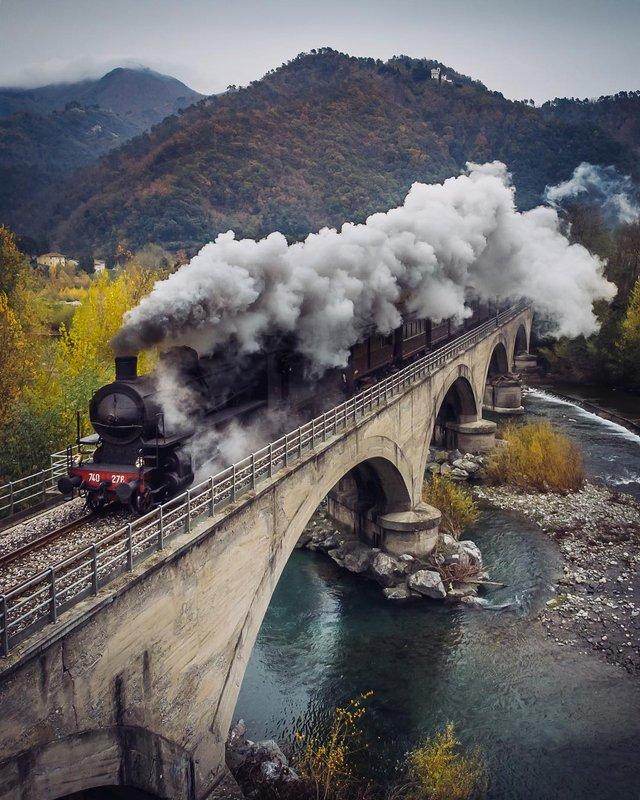 Захопливі подорожі Італією, які вражають: фото - фото 299636