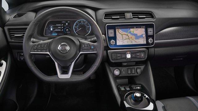 Nissan Leaf e+ потішить своєю автономністю - фото 299684