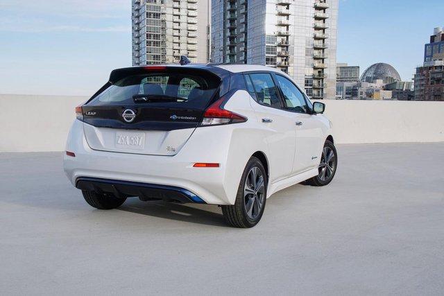 Nissan Leaf e+ потішить своєю автономністю - фото 299685