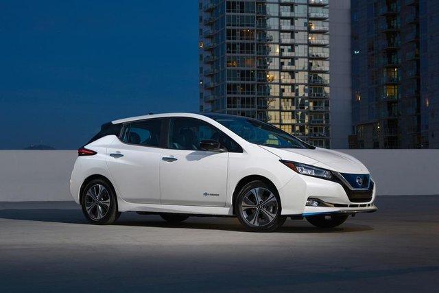 Nissan Leaf e+ потішить своєю автономністю - фото 299686
