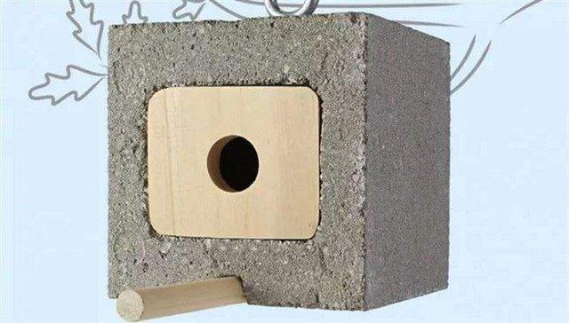 Меблі зі звичайного шлакоблоку: дешеві ідеї - фото 299804