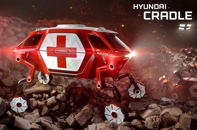 Унікальний безпілотник від Hyundai - фото 299841