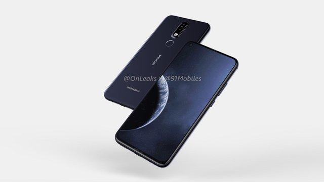 Nokia 8.1 Plus - фото 299900
