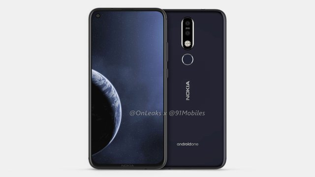 Nokia 8.1 Plus - фото 299901