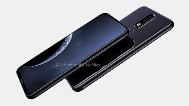 Nokia 8.1 Plus - фото 299902