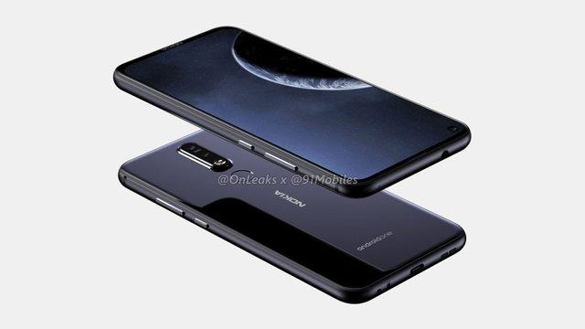 Nokia 8.1 Plus - фото 299903