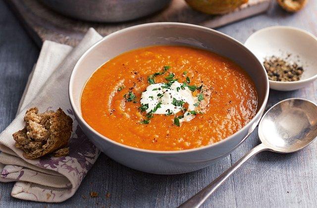 Віддайте перевагу овочевим супам - фото 299964