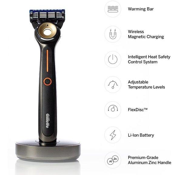 Інноваційна бритва від Gillette - фото 300025