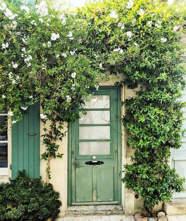 Фотограф показала найкрасивіші двері Лондона - фото 300073