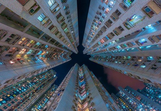 Без вільного простору: справжнє життя у Гонконзі у фото - фото 300086