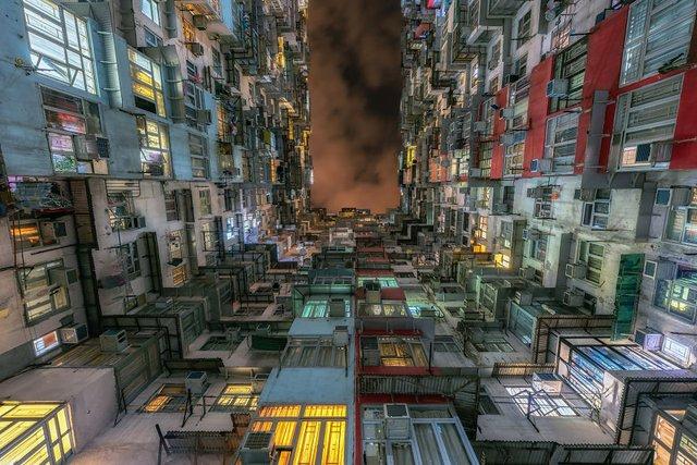 Без вільного простору: справжнє життя у Гонконзі у фото - фото 300090
