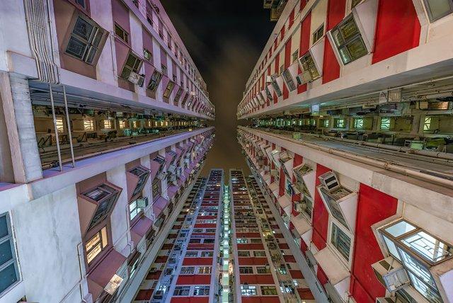 Без вільного простору: справжнє життя у Гонконзі у фото - фото 300093
