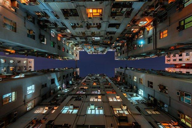 Без вільного простору: справжнє життя у Гонконзі у фото - фото 300098