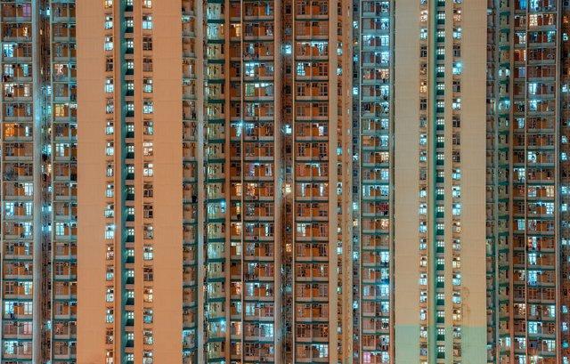 Без вільного простору: справжнє життя у Гонконзі у фото - фото 300099