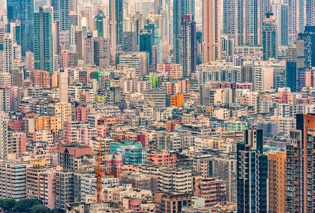 Без вільного простору: справжнє життя у Гонконзі у фото - фото 300100