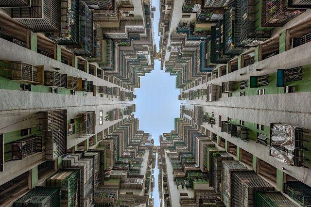 Без вільного простору: справжнє життя у Гонконзі у фото - фото 300103