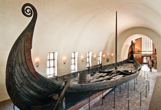 Всі ці кораблі були споруджені в IX столітті  - фото 300128