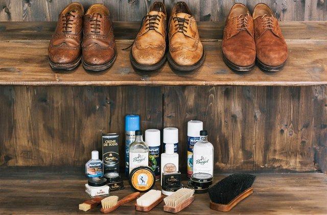 Косметичні засоби для взуття - фото 300235