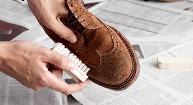 Замшеве взуття потребує особливого догляду - фото 300237