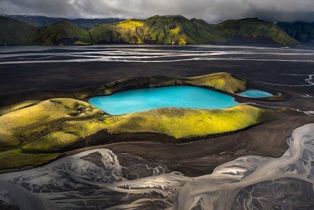 Захопливі пейзажі світу від Перрі Шелат: яскраві фото - фото 300268