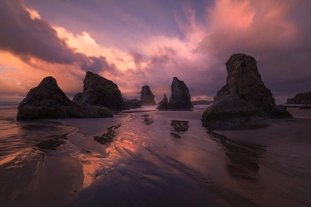 Захопливі пейзажі світу від Перрі Шелат: яскраві фото - фото 300271