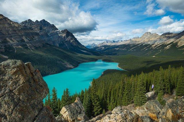 Захопливі пейзажі світу від Перрі Шелат: яскраві фото - фото 300273