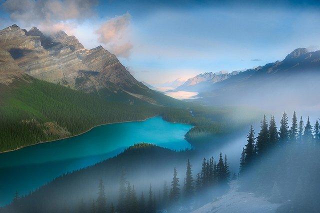 Захопливі пейзажі світу від Перрі Шелат: яскраві фото - фото 300274