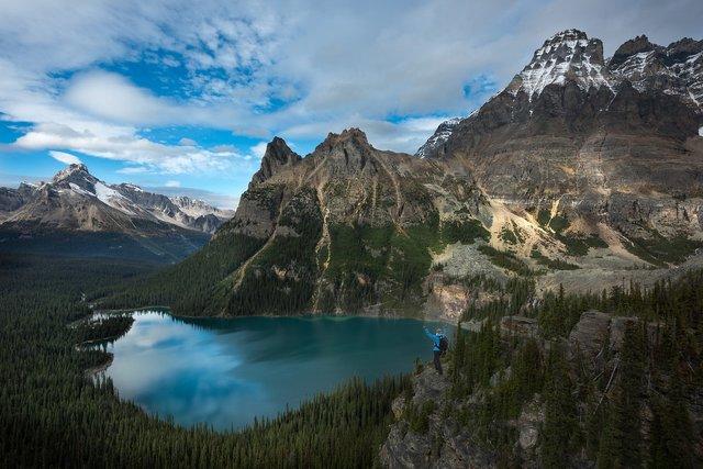 Захопливі пейзажі світу від Перрі Шелат: яскраві фото - фото 300277