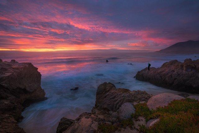 Захопливі пейзажі світу від Перрі Шелат: яскраві фото - фото 300282