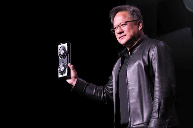 Глава NVIDIA розкритикував AMD - фото 300329