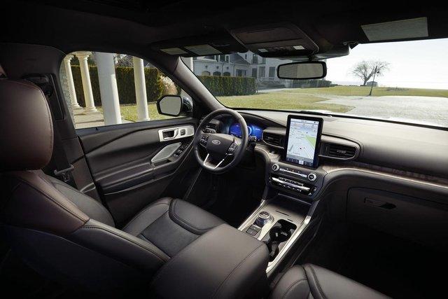 Новий Ford Explorer - фото 300404
