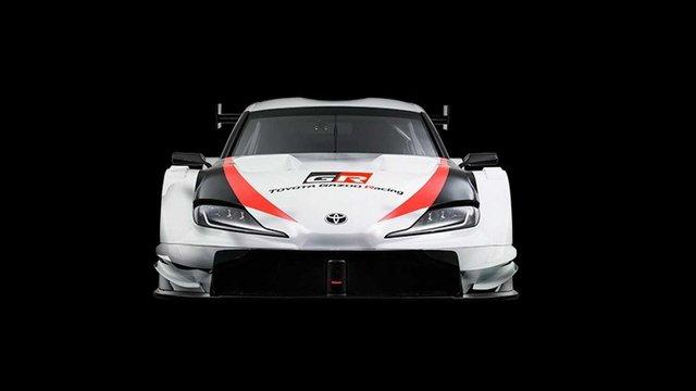 Toyota показала гоночну версію GR Supra Super GT - фото 300749