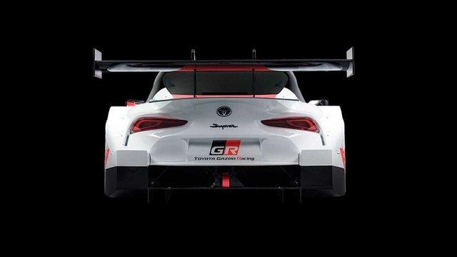 Toyota показала гоночну версію GR Supra Super GT - фото 300751