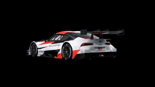 Toyota показала гоночну версію GR Supra Super GT - фото 300752
