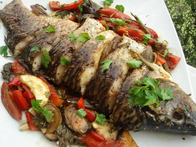 Риба, запечена в духовці - фото 300933