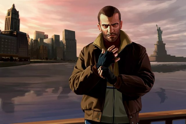 Grand Theft Auto IV для смартфонів має вийти у 2019 році - фото 301039