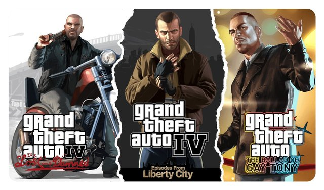 Grand Theft Auto IV для смартфонів має вийти у 2019 році - фото 301040