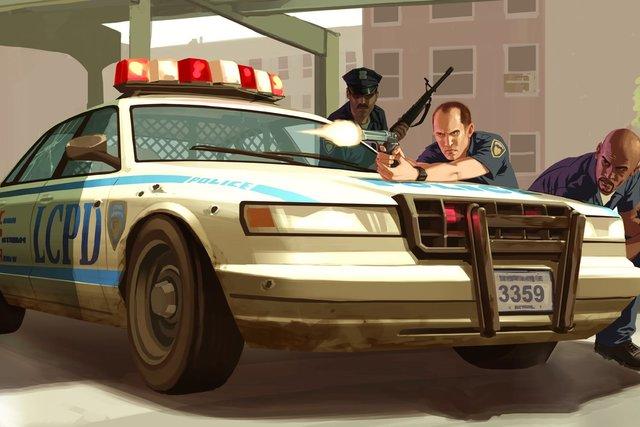 Grand Theft Auto IV для смартфонів має вийти у 2019 році - фото 301041